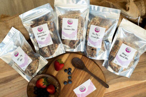 Seeded Bites The Gourmet Storr