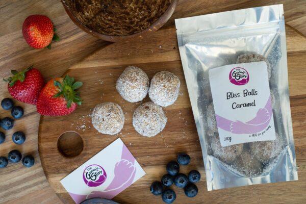 Bliss Balls The Gourmet Storr